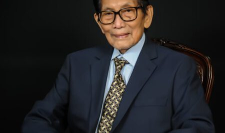 The condolences for Mr. M.Husseyn Umar, SH, FCBArb, FCIArb, Chairman of the Governing Board of the Badan Arbitrase Nasional Indonesia (BANI Arbitration Center).
